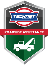 TechNet Roadside Assistance logo
